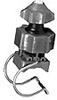 MemOSpray® Plastic Nozzle -- 676. 884. xx. 40