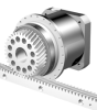 Rack and Pinion Drive --