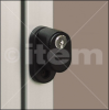 Door Knob, Lockable -- 0.0.486.80