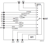 0.4 to 2.7 GHz LTE Diversity Receive Module with MIPI RFFE Interface -- SKY96500-11 - Image