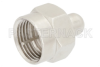 0.25 Watt RF Load Up to 3 GHz With 75 Ohm F Male Input HD Compatible Nickel Plated Zinc -- PE6202-25PK -Image