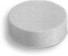 Plastic Bottle Cap - White -- CAP-28-400