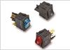 Miniature Rocker Switch -- 622/632 Series - Image