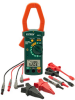 Single Phase/Three Phase 1000A AC Power Clamp Meter Kit -- 380976-K - Image