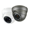 Color Turrett Dome Camera. 540TVL. 35 IR LED