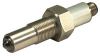 LLN Series Liquid Level Sensor with Stainless-steel housed polysulphone dome, 3/8 inch BSP thread; 10 V to 40 V supply; Type 5; -40 °C to 125 °C; 3-pin male connector; Fluorocarbon ''O'' ring; -- LLN8651721