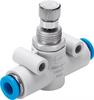 GRO-QS-6 Flow control valve -- 193973-Image