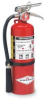 Tri-Class Dry Chemical Fire Extinguisher -- 3YWL7