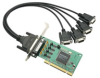 Universal PCI Serial Board -- POS-104UL