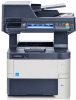 Black & White Multifunctional Printer - Print / Color Scan / Copy -- ECOSYS M3040idn