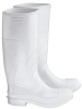 Onguard 81012 White 10 Chemical-Resistant Boots - 16 in Height - PVC Upper, PVC Sole and Steel Toe Cap - 791079-10416 -- 791079-10416 - Image