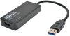 USB 3.0 SuperSpeed to HDMI Dual Monitor External Video Graphics Card Adapter, 512 MB SDRAM - 2048x1152,1080p -- U344-001-HDMI-R