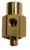 Valve Brass Needle Valve -- PSNV-18M10F