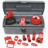 Breaker Lockout Toolbox Kit -- 754476-99305