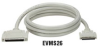 VHDCI 68 M to Micro D 68 M External Ultra2 LVD SCSI Cable, 3-ft. (0.9-m) -- EVMS26-0003