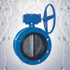 Butterfly Valves (Gear, Lever or Electric Actuated) -- Azure® - Image