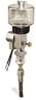 "(Formerly B1743-3X-.25NY-120/60), Electro Chain Lubricator, 5 oz Polycarbonate Reservoir, 1/4"" Round Brush Nylon, 120V/60Hz -- B1743-005B1NR11206W -- View Larger Image"