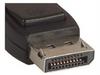 LSZH DisplayPort Cable Male-Male, Black - 3.0m -- DPCAZMM-3 -Image