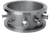 Electro Polished Feedthrough Collar-Image