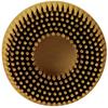 3M Scotch-Brite Ceramic Bristle Disc - Medium Grade - Quick Change Attachment - 2 in Outside Diameter - 07525 -- 051131-07525 - Image