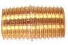 Brass Pipe Nipple -- CNB-20