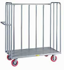 LITTLE GIANT Heavy-Duty Open Cage Trucks -- 4781402