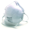 2-Pack Harmful Dust Respirators -- MSA-817633-OFA