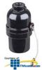 Leviton Phenolic Shell Lampholder, Nylon Pull Cord 2.. -- 97092