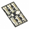 Memory Connectors - PC Card Sockets -- A123398TR-ND