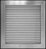 Hinged Filter Grille -- SSHFG 550