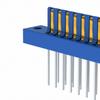 Card Edge Connectors - Edgeboard Connectors -- ECM14MMMD-ND -Image