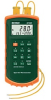 Type J/K, Dual Input Thermometer w/Alarm -- EX421502 -- View Larger Image