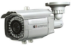 Weatherproof Infrared Bullet Camera Sony 600 TV Lines