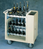 Pre-Engineered Mobile Fixed Toolholder Cart -- VTT202 -- View Larger Image
