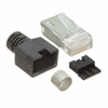 Modular Connectors - Plugs -- 380-1467-ND