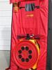 Digital Cloth Door Fan System w/Automatic Control -- REUS1000