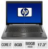 HP EliteBook 8760W XU089UT Notebook PC - Intel Core i7-2630Q -- XU089UT#ABA
