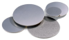3M 6MB8 Coated Diamond Disc Fine Grade 100 Grit - 8 in Diameter - 56035 -- 051111-56035 - Image