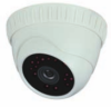 Indoor Plastic Turret Dome Camera 520 TVL