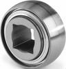 Tri-Ply Seal AG Bearing Relubricatable Type Round Bore -- GW209PPB11