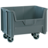 Mobile Giant Stackable Bins -- BING122