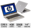 HP EliteBook 8460p XU057UT Notebook PC - Intel Core i5-2410M -- XU057UT#ABA