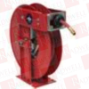 """DURO HOSE REELS 1901 ( SERIES 1900 DOUBLE SUPPORT BASE - SINGLE HOSE REELS (COMPLETE WITH HOSE), 3/8"""" X 50 FEET ) -- View Larger Image"""