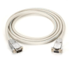 DB9 Serial Null-Modem Cable, 6-ft. (1.8-m) -- EYN257T-0006-MF