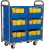 Super-Size AkroBins® Cart
