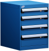 Stationary Compact Cabinet with Partitions -- L3ABD-2417B -Image