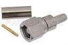 SMC Plug Connector Crimp/Solder Attachment for RG188-DS, RG316-DS -- PE45155 -Image