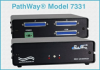 Single Channel DB37 A/B Switch -- Model 7331 -Image