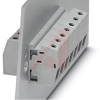Feed-through terminal block for 1-4 mm thick housing panels (horizontal entry) -- 70169891