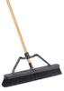Push Broom,Heavy Duty,24 in W -- 8CNK6